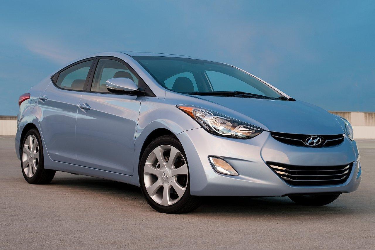 A Hyundai being fuel-efficient, yesterday
