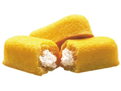 Some Twinkies, yesterday