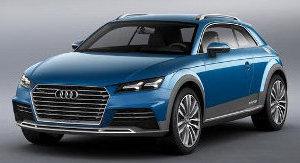 Audi Allroad Shitting Brick