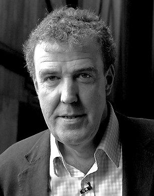 "Jeremy ""Captain Hamster"" Clarkson, yesterday"