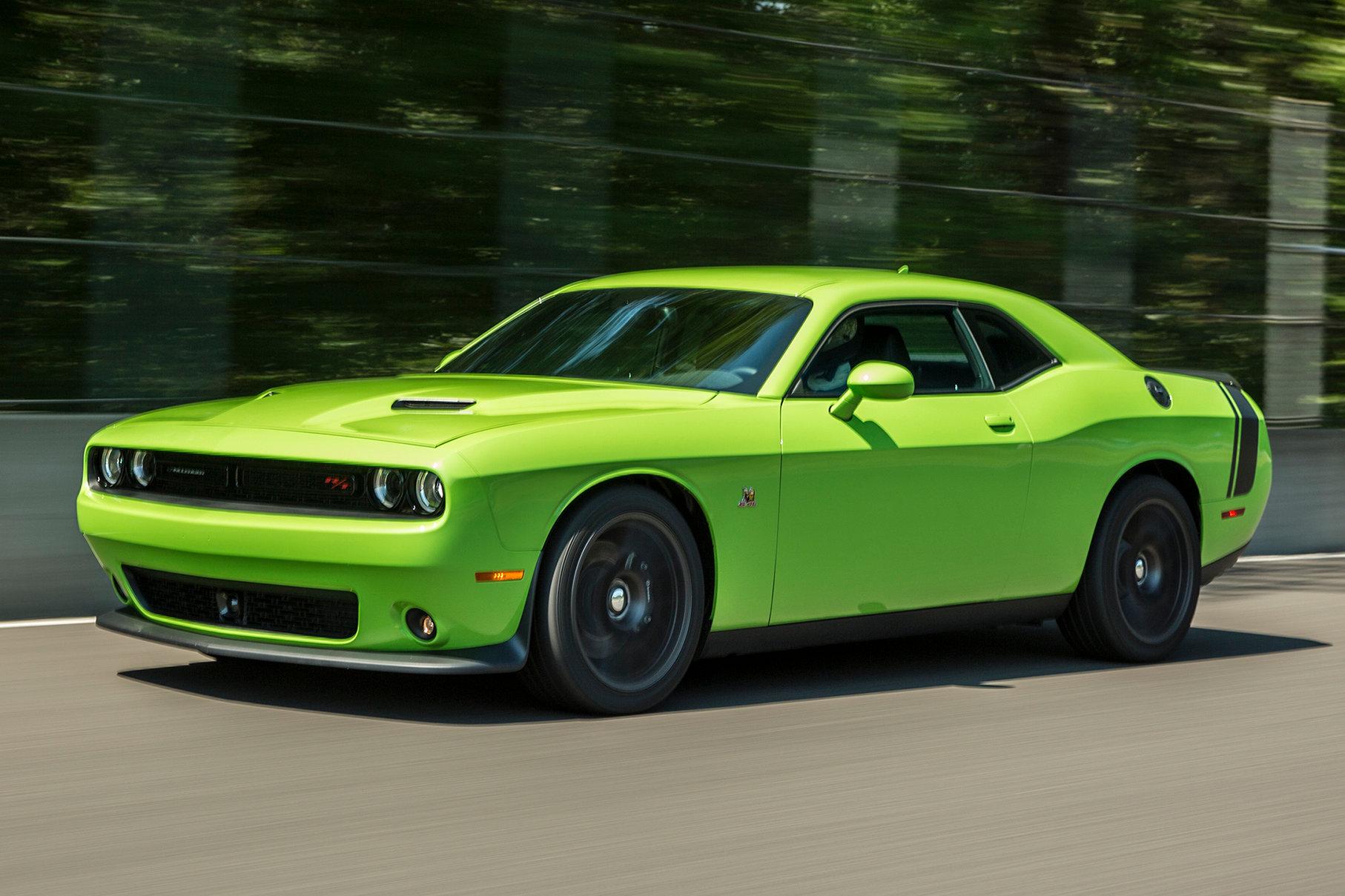 Bick Skruth Drives The Dodge Challenger Hellcat Autoblopnik