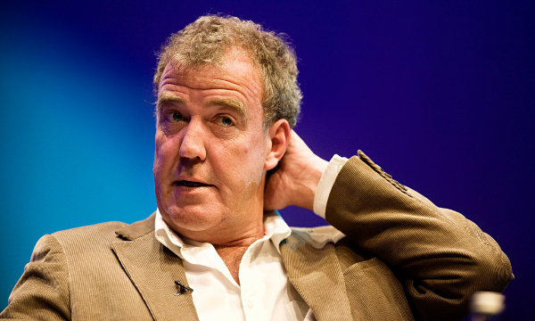 Jeremy Clarkson, yesterday